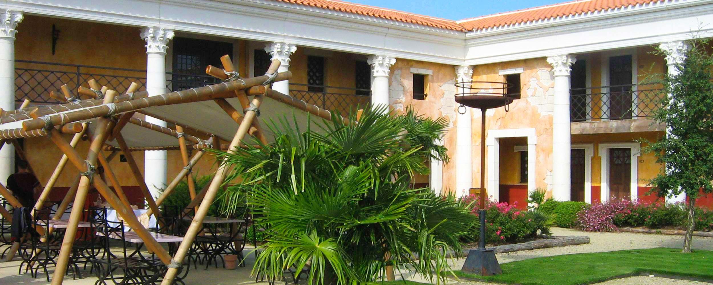 6 k puy du fou villa gallo tourisme b timents - La villa gallo romaine puy du fou ...