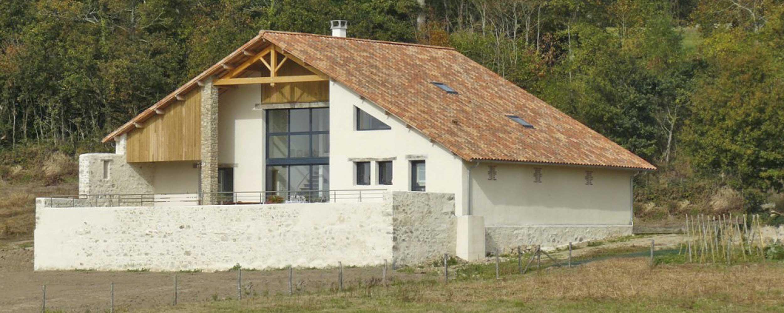6 k jolie grange r novation r novations extensions maisons - Renovation de grange ...